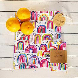 Rainbows Produce Bag